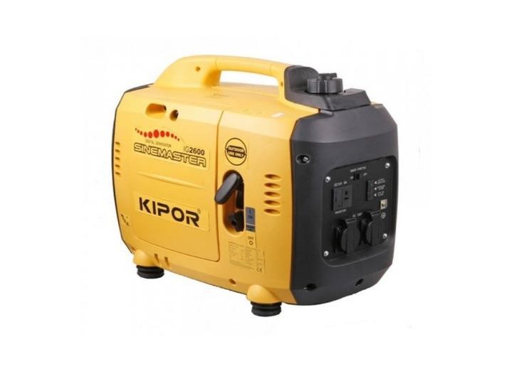 Kipor IG 2600 Gasoline Generator 2,6 kVA