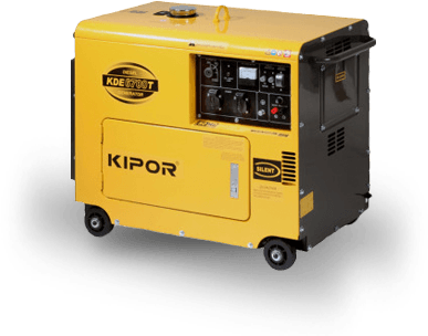 Kipor Europe - Gasoline and Diesel Generators - Kipor Power Products