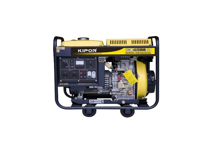 Kipor KDE6500E3 Diesel Generator- 6 kVA