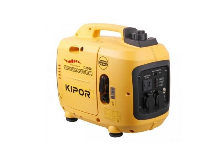 Kipor IG2000 Inverter Gasoline Generator 2 kVA 230V