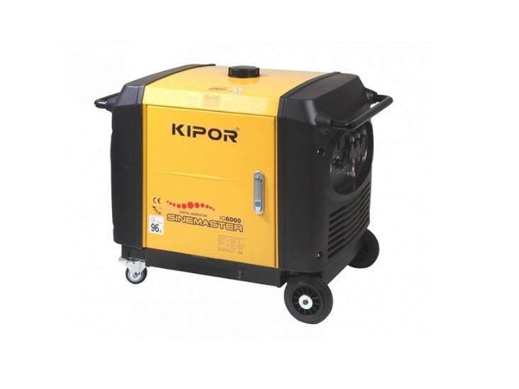 Kipor IG6000 Benzine Inverter Generator - 5,5 kVA