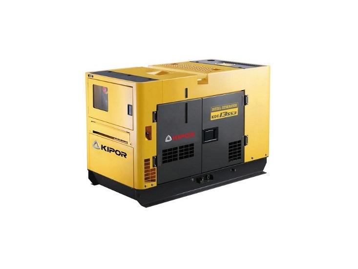 kipor kde13ss3 diesel generator 10 kva kipor power products. Black Bedroom Furniture Sets. Home Design Ideas